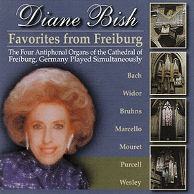 1033 CD FAVORITES FROM FREIBURG