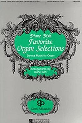 1007 Diane Bish Favorite Organ Selections