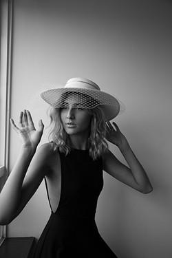 Vanessa G-Baker | Fille Chapeau