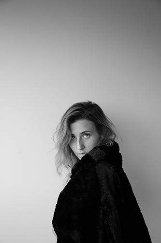 Vanessa G-Baker | Fille au regard