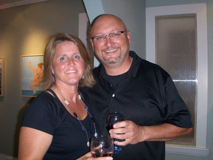 Scott and Tonie