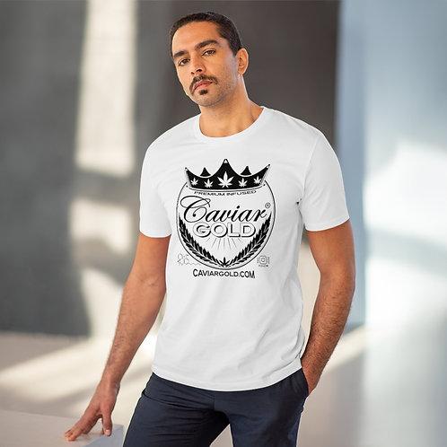 Organic Comfort Fit T-shirt - Unisex by Caviar Gold