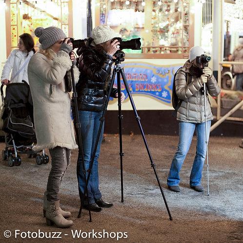 Workshop: Night Photography