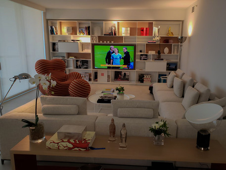 Home Automation Living Area