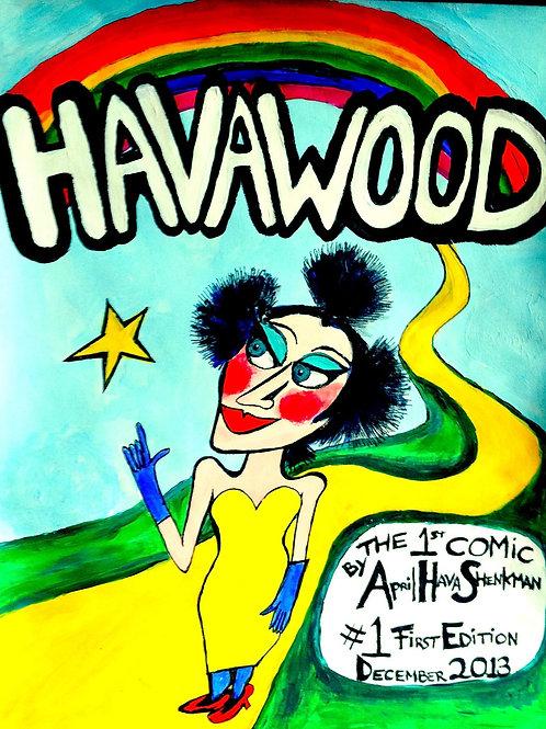 HAVAWOOD comic