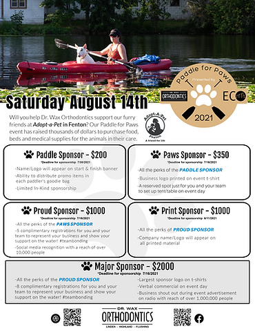 Paddle for Paws Sponsorship FlyerFINAL (