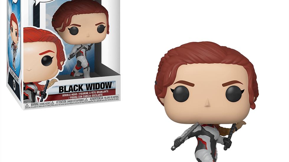 Funko Avengers Black Widow #454