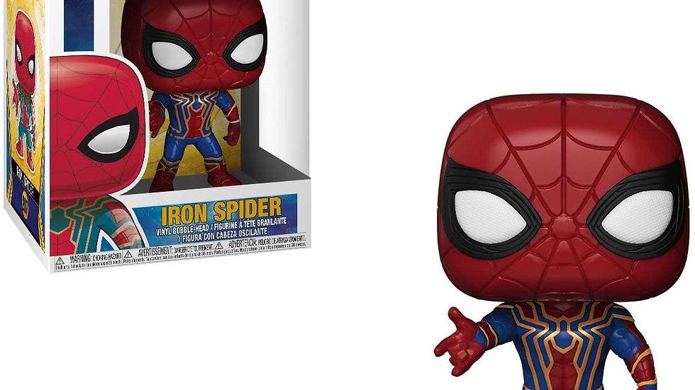 Avengers Infinity War: Iron Spider #287