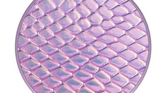 Iridescent Snake Golden Pink