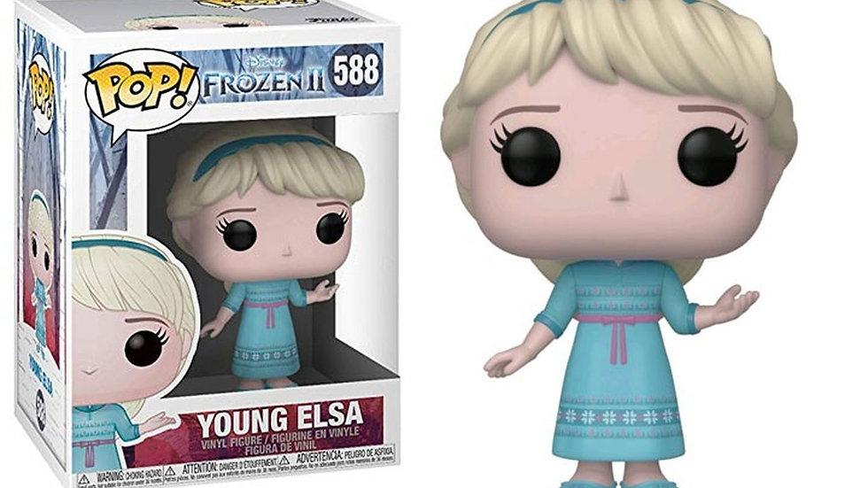 Young Elsa Funko Pop #588