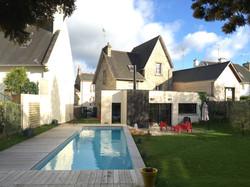 Aménagement paysager - Rennes centre
