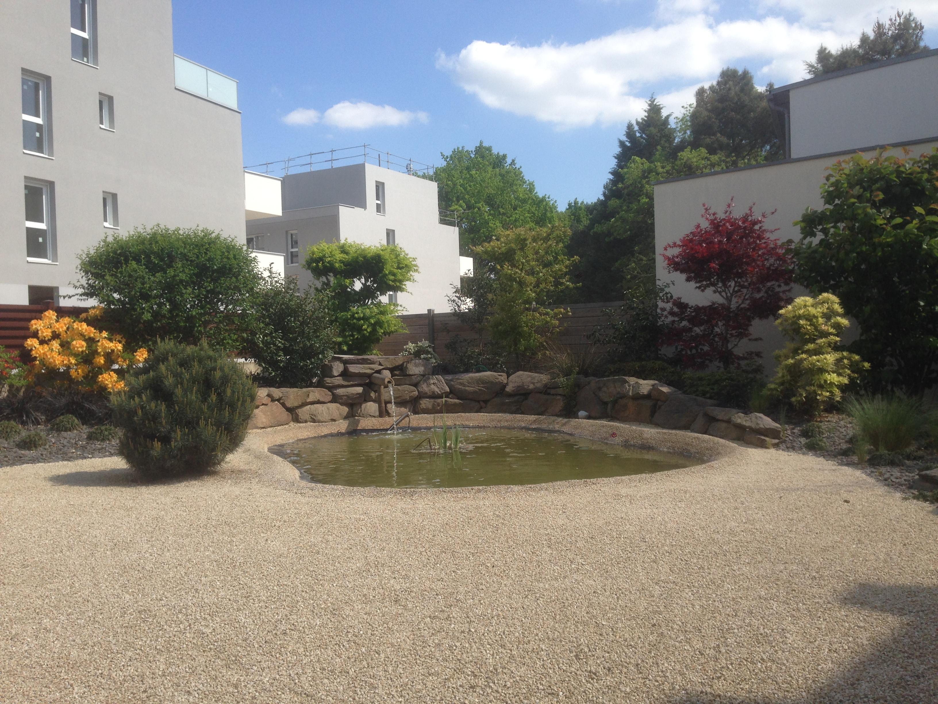 Aménagement paysager - Rennes