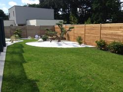 Rénovation de jardin - Rennes Sud
