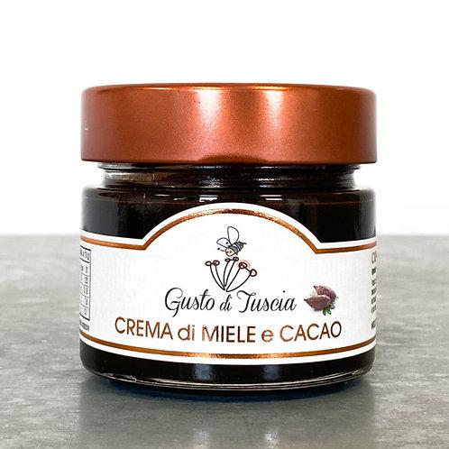 Crema di Miele e Cioccolato