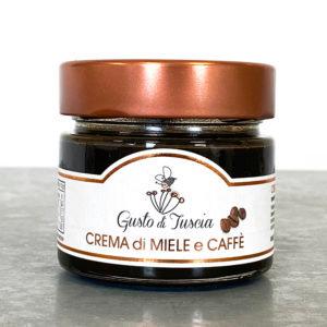 Crema di Miele e Caffè