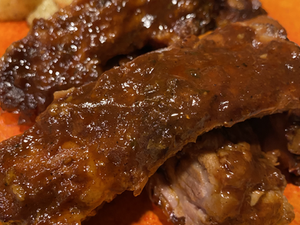 St. Louis Style Ribs (Oven Baked)