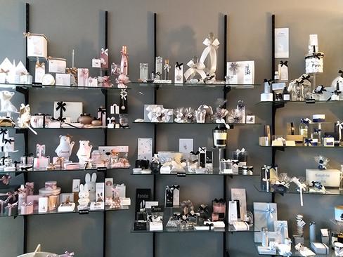 Een deeltje van onze winkel