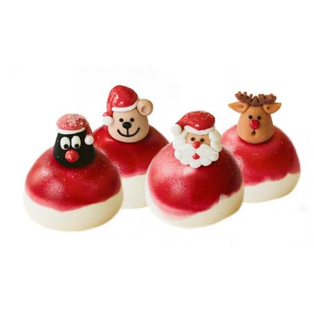 Bestel uw ijstaart: voor kerst of nieuwjaar