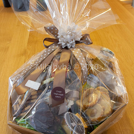 Wij leveren en verzenden je cadeautjes naar vrienden en familie, naar klanten en medewerkers.