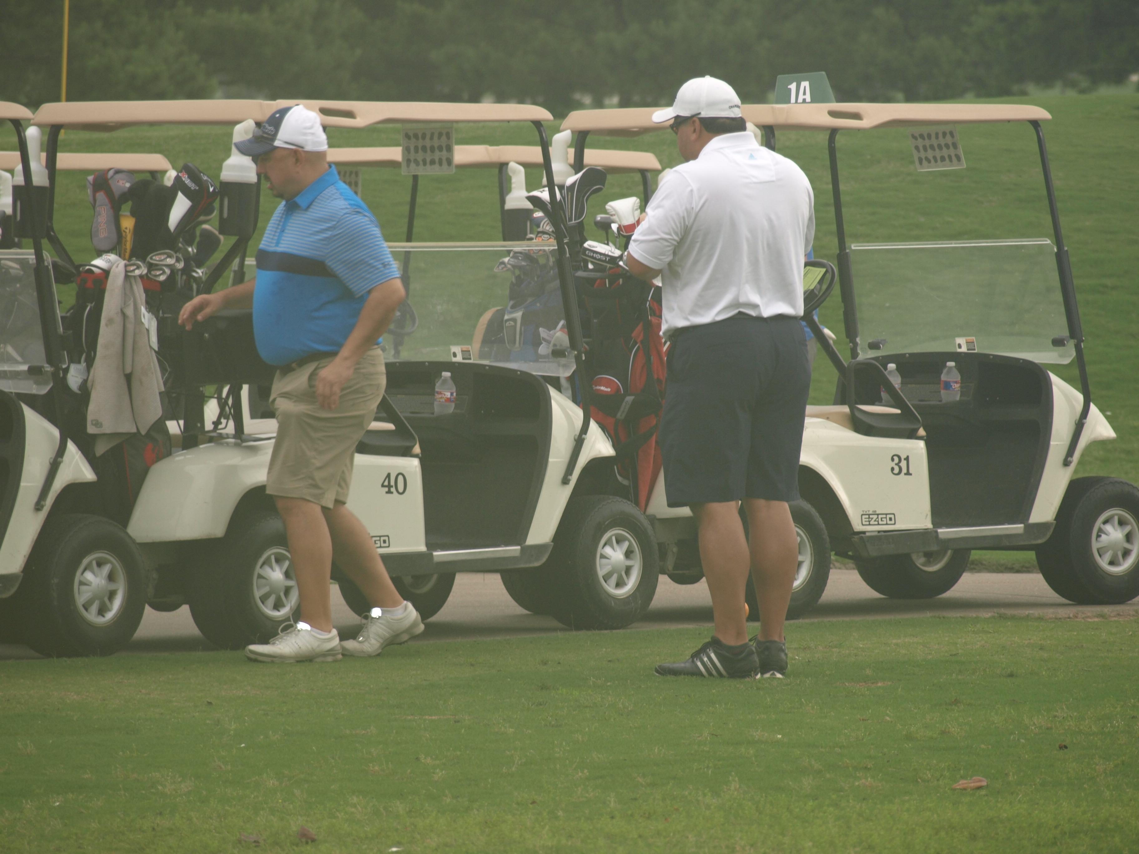 2015 AHSA Golf Tournament