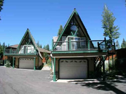 2 Chalets - rent one or both