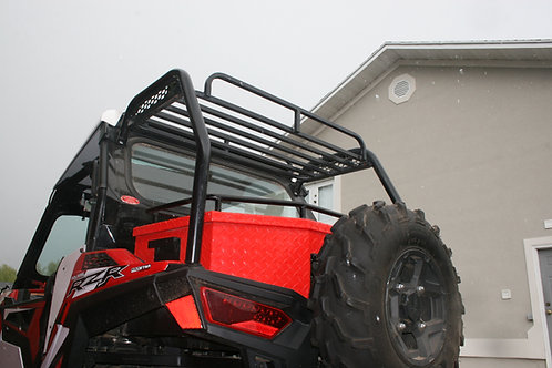 Polaris RZR Steel Cargo Racks