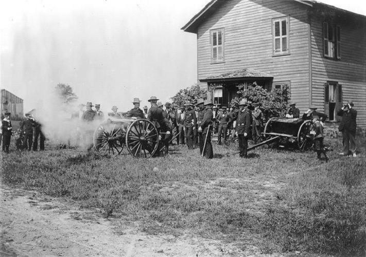 Cleveland Gatling Gun Battery