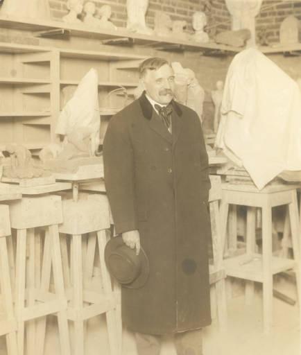 Herman Matzen circa 1905