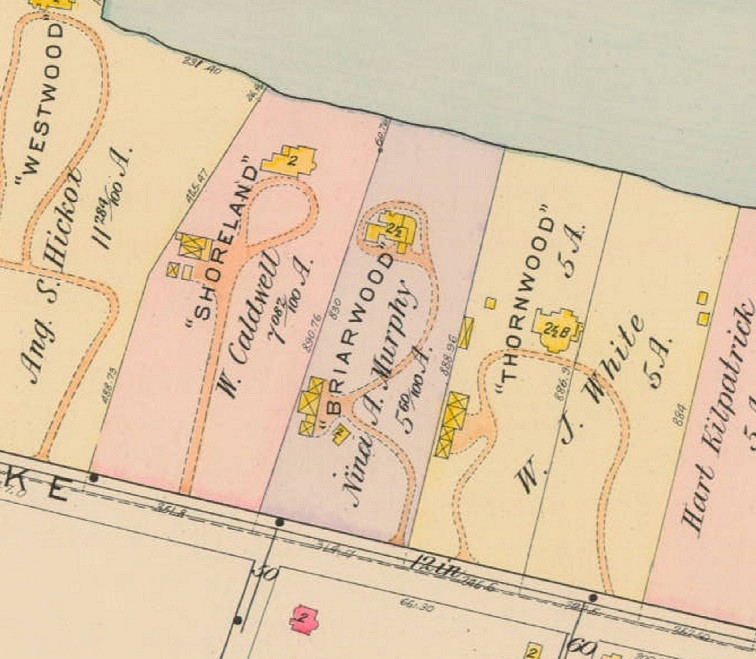 Thornwood Map