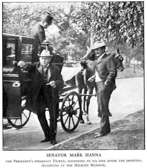 Senator Mark Hanna