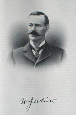 William J White Portrait