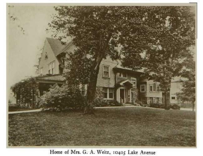 Weitz Residence