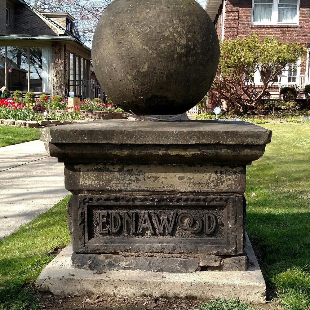 Ednawood Marker