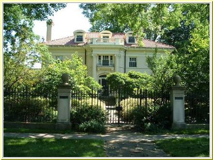 Faerber Morse Mansion