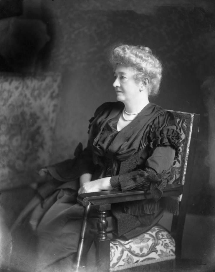 Mrs. Mark Hanna 1905