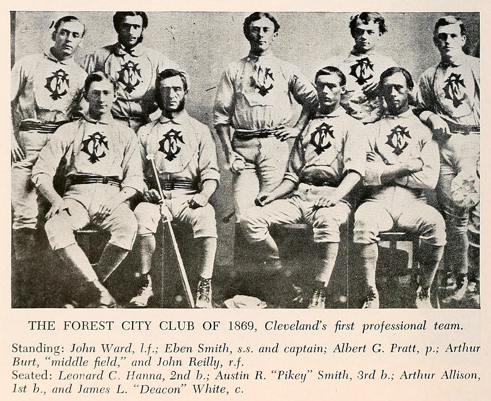 The Forest City Club of 1869