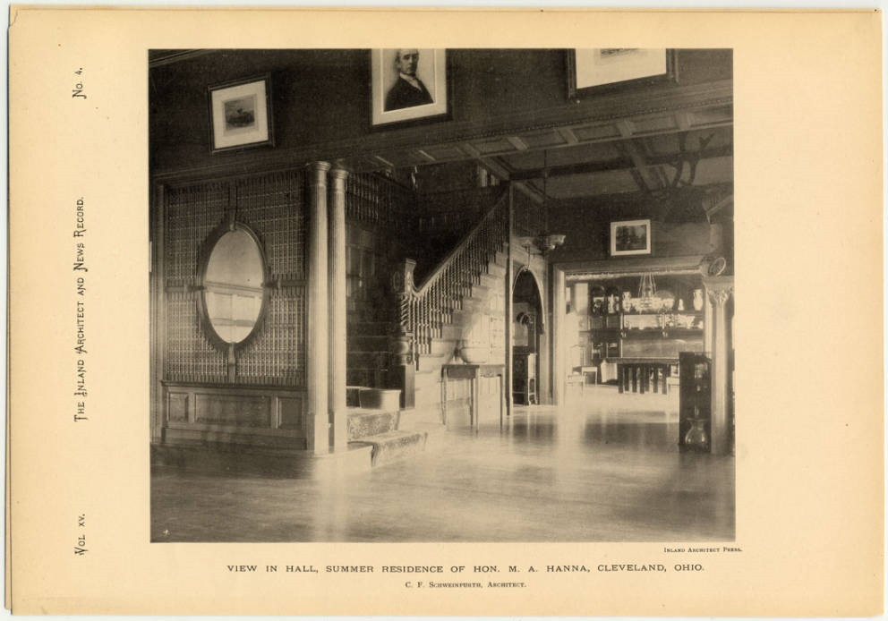 Reception Hall of Glenmere
