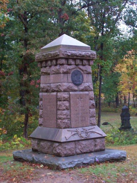 Gettysburg OVI Memorial