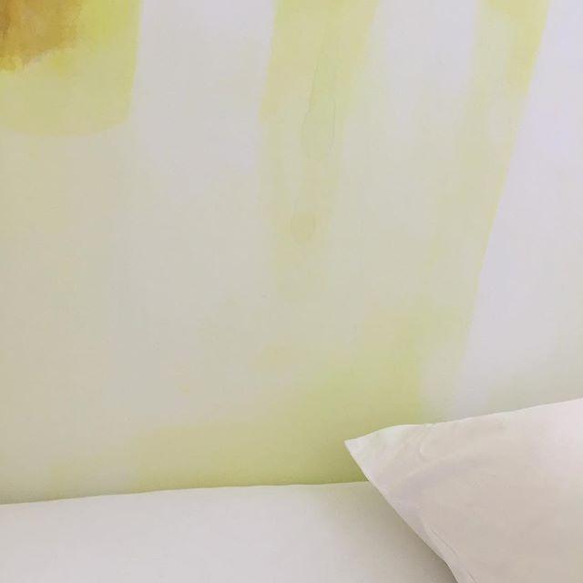 枕元の上が作品_自分でも新鮮_#MEIJIKAN #羽犬塚プロジェクト #森の中