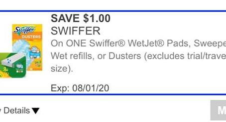 Dollar General: FREE 1 ct Swiffer Duster