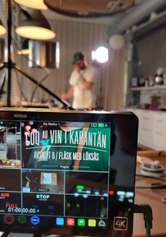 Coq Au Vin i Karantän med Nisse Hallberg