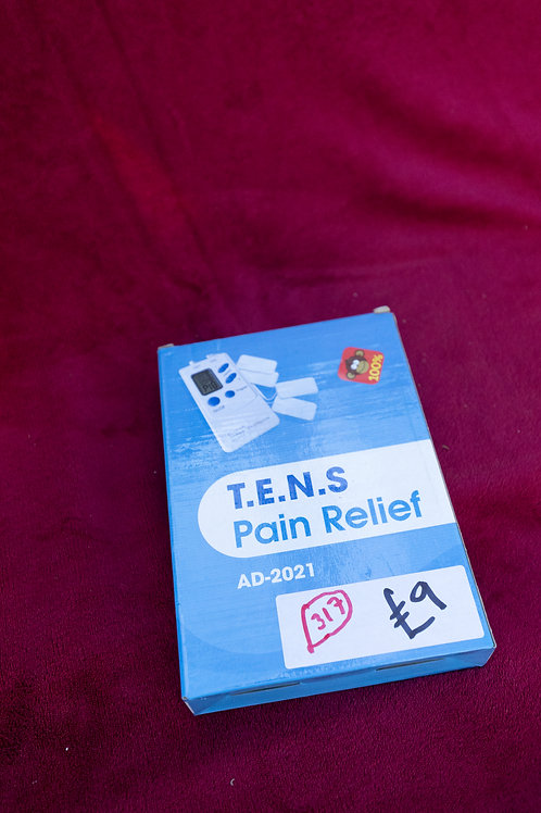 317. T.E.N.S Pain Relief Device. Brand new.