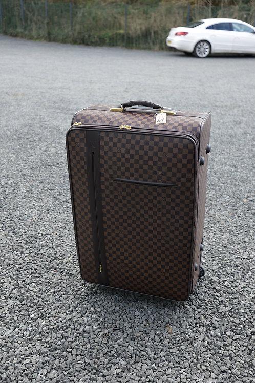"""491. Imitation """"Louis Vuitton"""" Suitcase."""