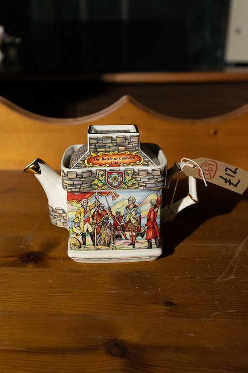 "369. ""Bonnie Prince Charlie"" Collectable Tea Pot."