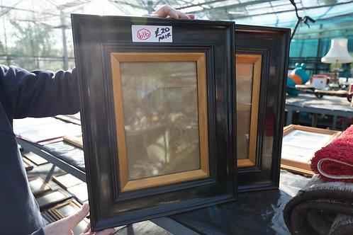 616. 2 x Rare Antique Frames. (400mm x 500mm)