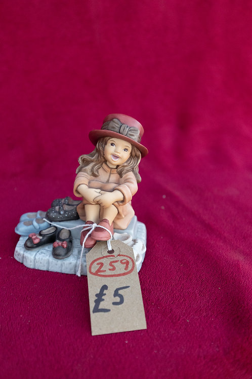 """259. """"Goebel"""" Figurine."""