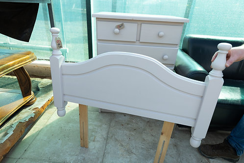 6. Headboard for a single bed.