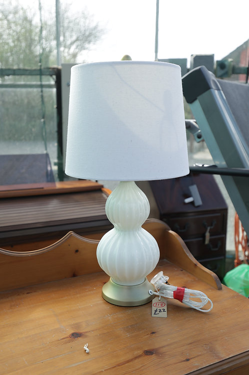 118. Table Lamp.
