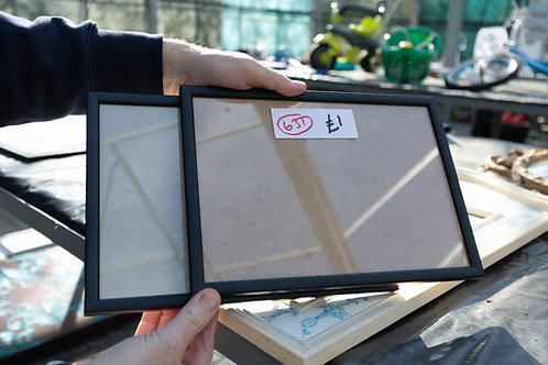 631. Pair of Picture Frames. (320mm x 230mm)