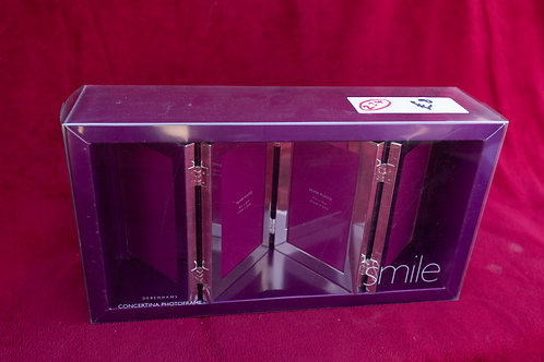 234. Silver Plated Picture Frames.